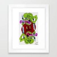 RF Framed Art Print