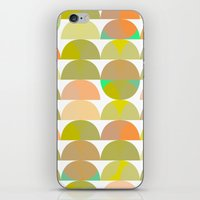 Geometric Juice iPhone & iPod Skin