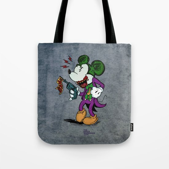 Why So Serious?  Tote Bag