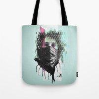 RIOT Girl Tote Bag