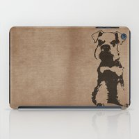 Miniature Schnauzer iPad Case