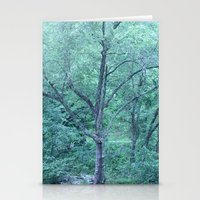 Fairy Tale Tree Stationery Cards