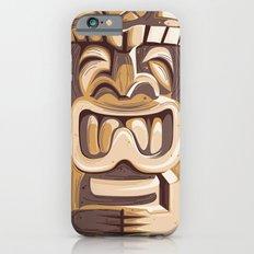 Happy Tiki Slim Case iPhone 6s