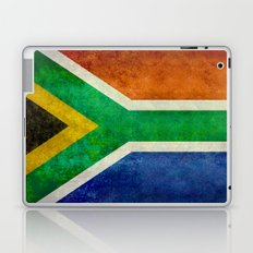 National flag of the Republic of South Africa Laptop & iPad Skin