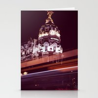 Metropolis I Stationery Cards