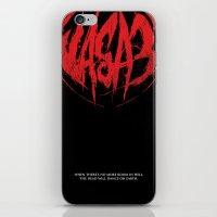 Dancing.Dead. iPhone & iPod Skin