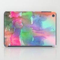 Rainbow Waterfall iPad Case