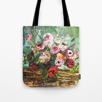 Tin Can Studio Floral 2 Tote Bag
