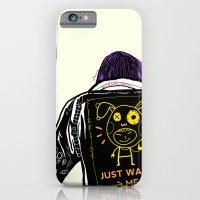 Just Watch Me iPhone 6 Slim Case