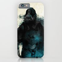iPhone & iPod Case featuring Abstract BANE by DesignLawrence