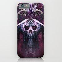 iPhone & iPod Case featuring Warlokk's Totem by Andre Villanueva