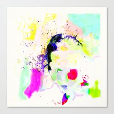 Hey-Fever Canvas Print