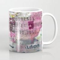 The Soul Of A Journey  Mug
