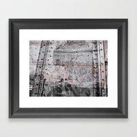 R.I.P. Framed Art Print