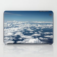 plane view iPad Case