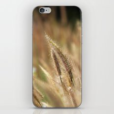 I love Grass. iPhone & iPod Skin
