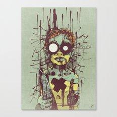 Puppet II. Canvas Print