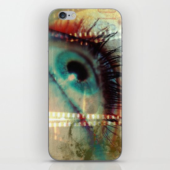 Movie! iPhone & iPod Skin