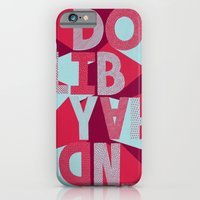 DO IT BY HAND! iPhone 6 Slim Case