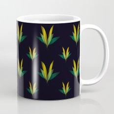 Linear flowers Mug
