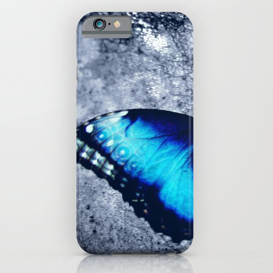 Blue Picture Perfect iPhone & iPod Case