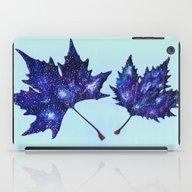Fallen Leaves iPad Case