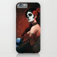 iPhone & iPod Case featuring Dia de los Muertos by Giorgio Baroni