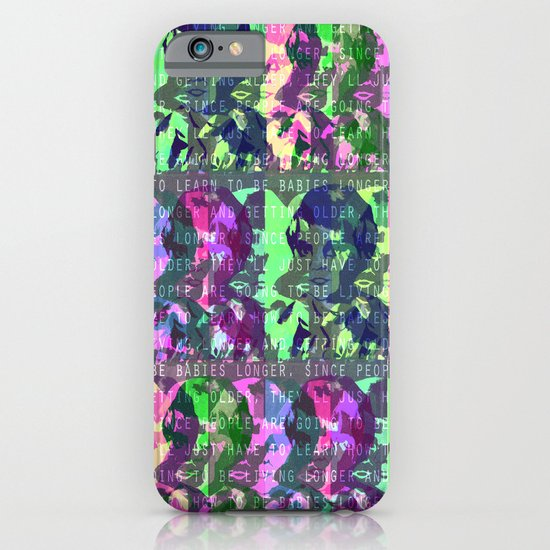 """""""Growing Pains."""" iPhone & iPod Case"""