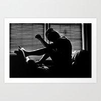 Prayer Art Print