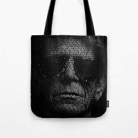LOU REED, SO FREE. Tote Bag