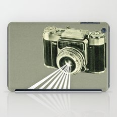 Depth Of Field iPad Case