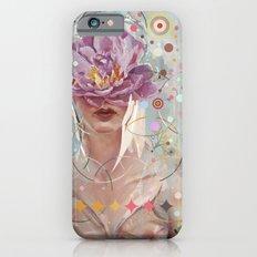 A flower in my garden iPhone 6 Slim Case