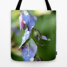 Summer Leaves Tote Bag