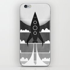Blast Off iPhone & iPod Skin