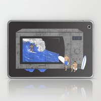 Microwave Laptop & iPad Skin