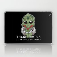 Thane Is My Space Boyfriend Laptop & iPad Skin