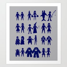 Love is Love Art Print
