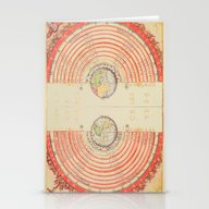 A Geocentric Universe Stationery Cards