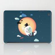 iPad Case featuring Monsieur Salut by Feigenherz BAM