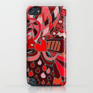 Abstract 28 iPod touch Slim Case