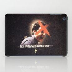 Black Mirror   Dale Cooper Collage iPad Case