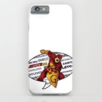 iPhone & iPod Case featuring Gauntlet-Con Promotional Image by MindFrost Solutions