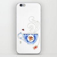 Molly's Cup iPhone & iPod Skin