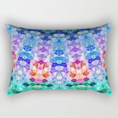 COSMIC KISS Rectangular Pillow