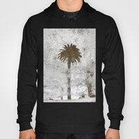 Rainy Day Palm Tree Hoody