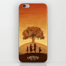 Fantastic Mr. Fox iPhone & iPod Skin