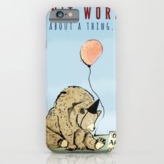 Birthday iPhone 6 Slim Case