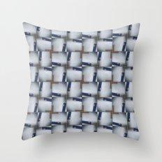 wall's detail Throw Pillow