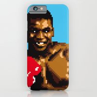 iPhone & iPod Case featuring American puncher by carré offensif