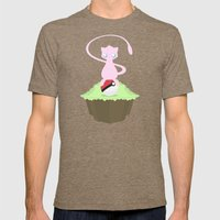 Mew Mens Fitted Tee Tri-Coffee SMALL